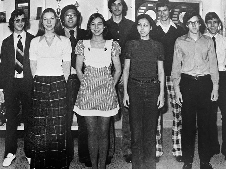 Wshs 1970s Fashion West Springfield High School